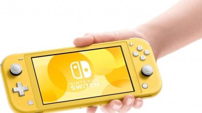 В продажу поступила консоль Nintendo Switch Lite