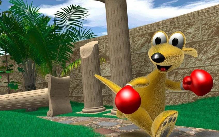 Kao the Kangaroo вернётся ко Дню защиты детей