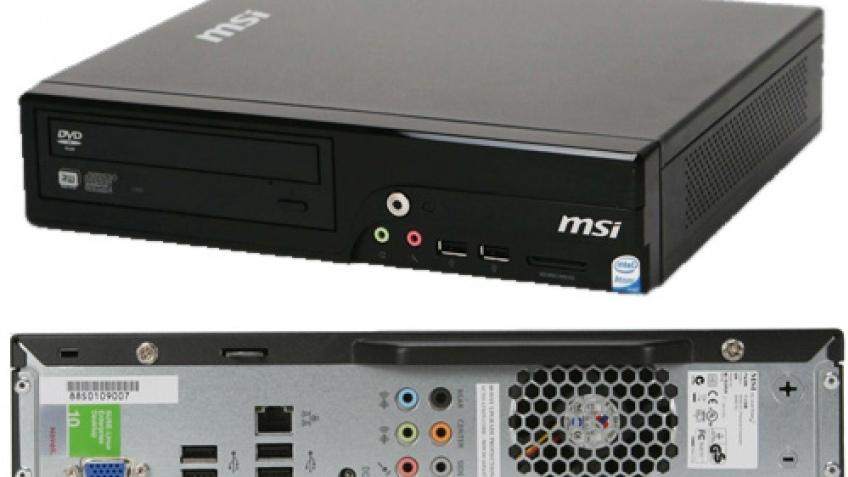 MSI представила мини-компьютер Wind NetTop D130