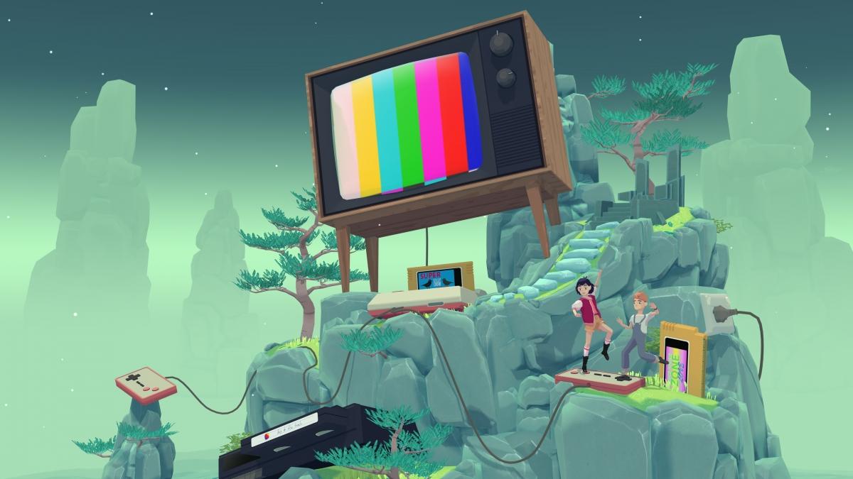 Сюрреалистическое приключение The Gardens Between появится на PS4