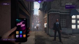 В первый трейлер Nightclub Manager: Violet Vibe вошло лишь несколько игровых кадров