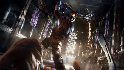 Свежее шоу Dying Light2 посвятили боевой системе, паркуру и оружию