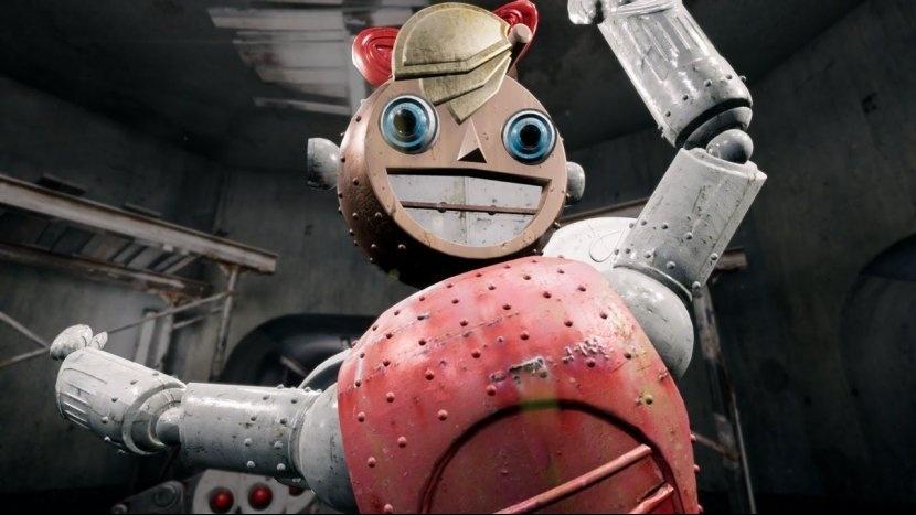 Создатели Atomic Heart показали короткий геймплейный тизер игры