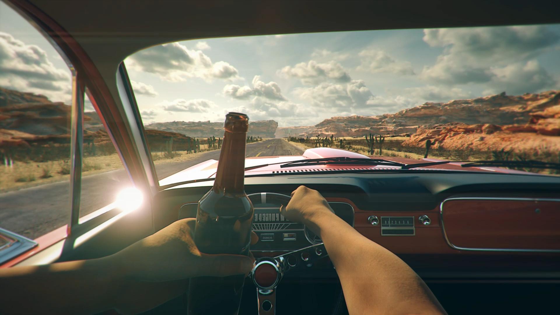 PlayWay анонсировала симулятор шоссе66, Route66 Simulator