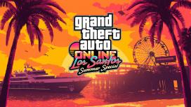 Для GTA Online выпустили летнее обновление с налётом Vice City