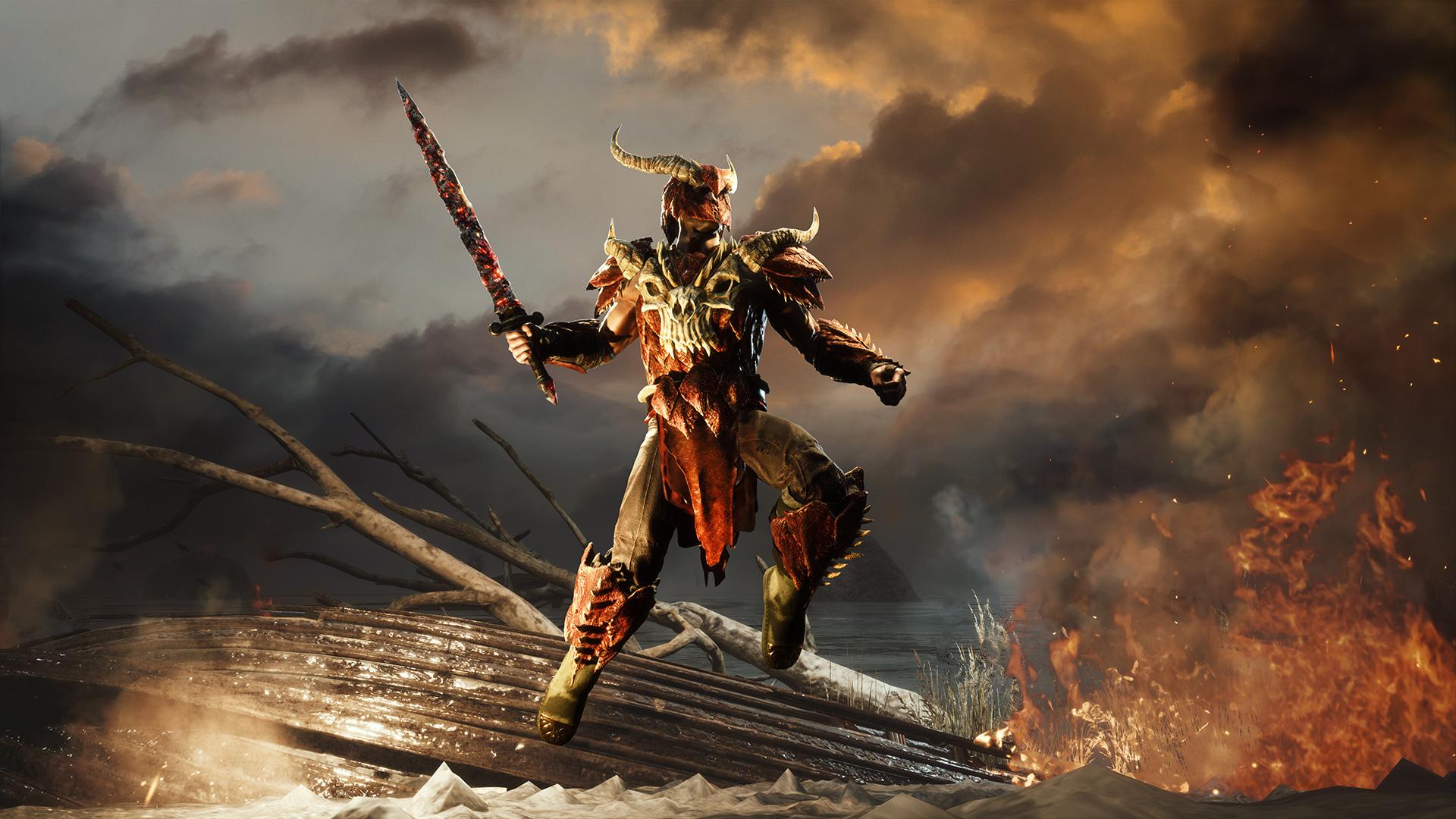 Rune II: Decapitation Edition вышла в Steam