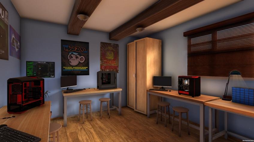 РС мечты: в ранний доступ вышла PC Building Simulator