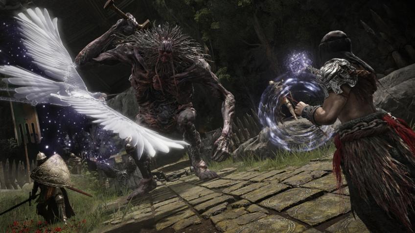 Elden Ring выйдет 21 января 2022 года — первый геймплей и скриншоты5