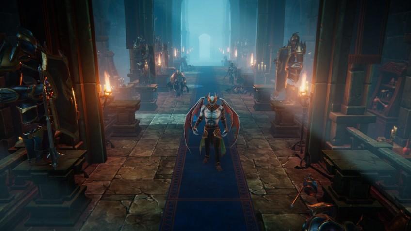 Вампирская стратегия Immortal Realms: Vampire Wars выходит в августе