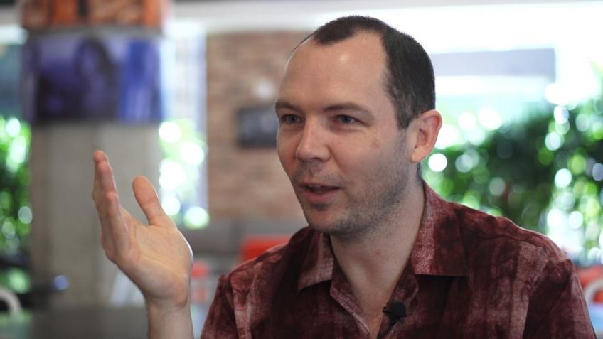 Создатель Braid Джонатан Блоу работает над новой игрой
