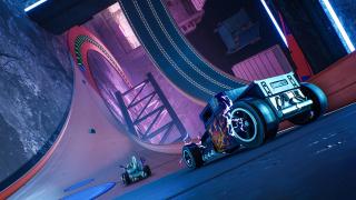 Авторы Hot Wheels Unleashed показали игровой процесс