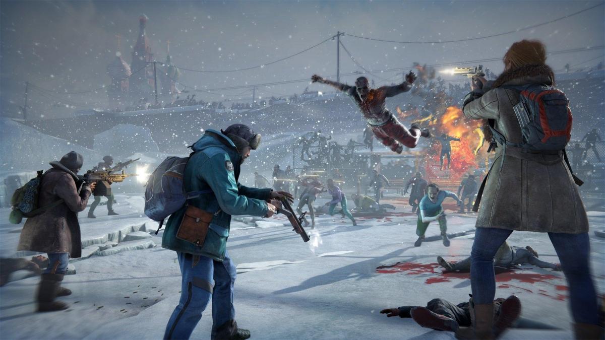 Авторы World War Z пытаются сделать свой Left4 Dead, потому что Valve его не делает
