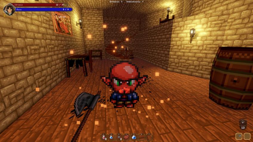 Pangeon выпустят на Xbox One и PlayStation4