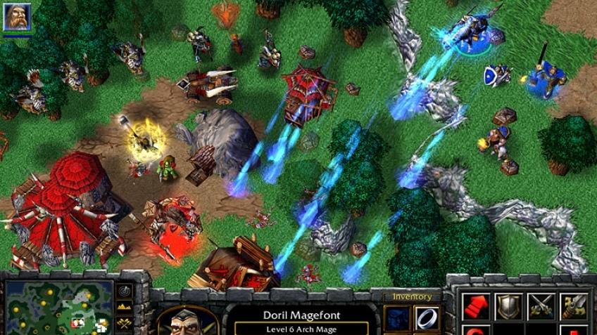 Доработка Warcraft III завершается