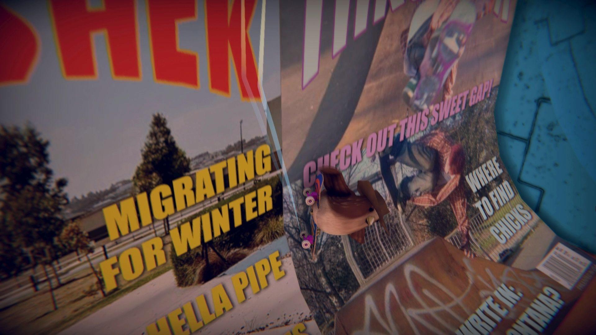 SkateBIRD не взяли в Epic Games Store, потому что её авторы не отказались от Steam