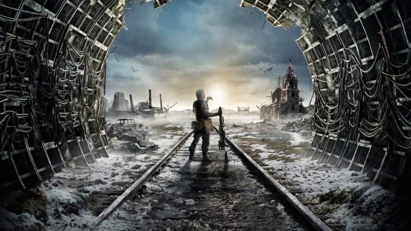 Сюжет Metro Exodus в два раза