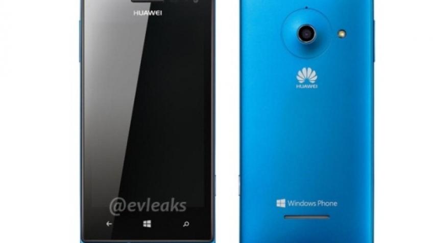 Huawei готовит WP-смартфон Ascend W1