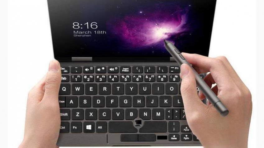 Карманный ноутбук One Mix 2S Yoga Platinum Edition получил процессор Core i7