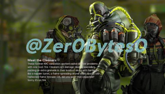 Слух: в новом PvP-шутере Ubisoft смешались The Division, Ghost Recon и Splinter Cell5
