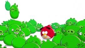 Поклонникам Angry Birds подложили свинью
