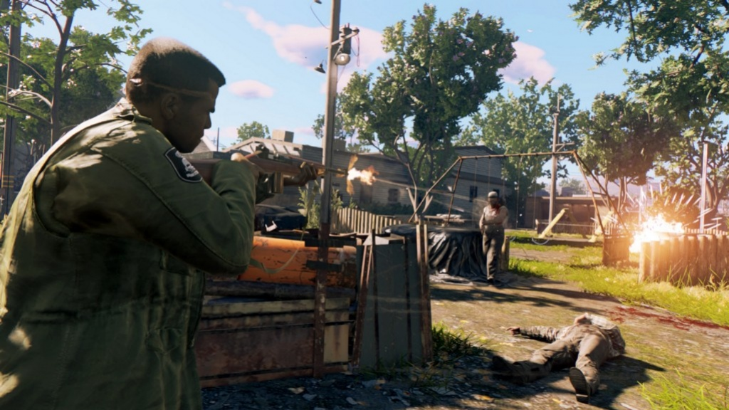 В новом трейлере Mafia3 рассказали об оружии