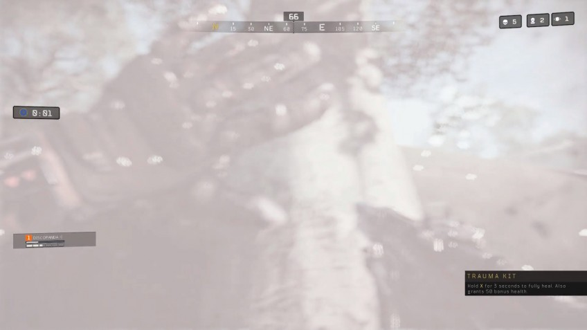 Из королевской битвы Black Ops4 временно убрали флешку, но добавили зомби-босса