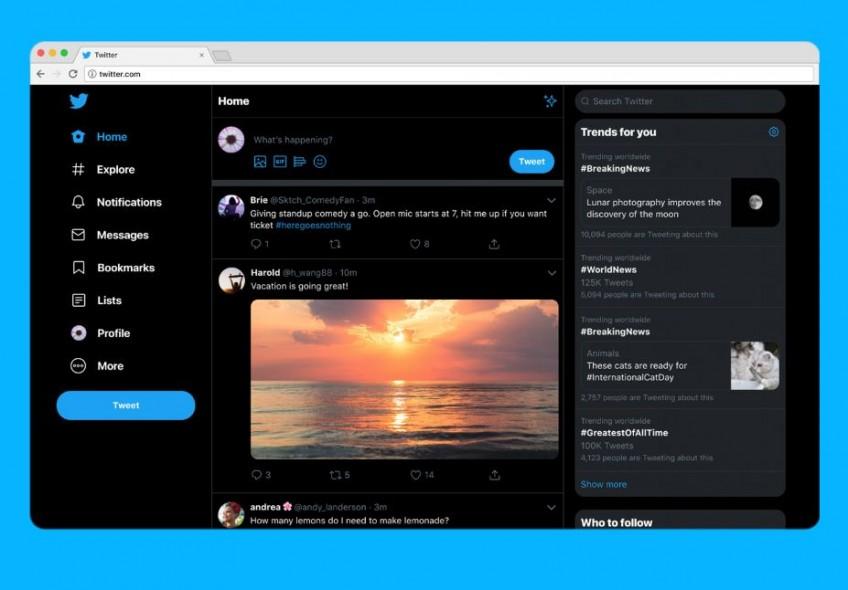 В Twitter обновили дизайн