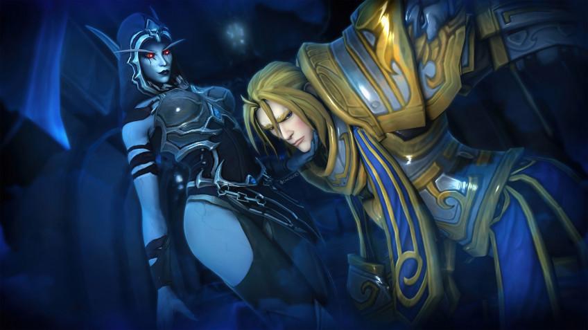 Слух: патч9.1 «Цепи Господства» к World of Warcraft выйдет в конце июня