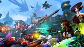 В релизном трейлер Battleborn герои устраивают настоящий хаос
