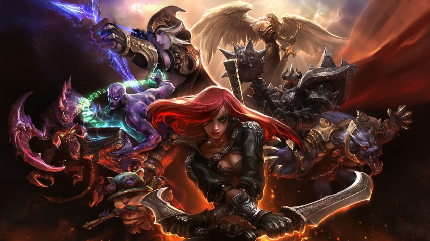 Новая песня Imagine Dragons стала гимном чемпионата по League of Legends