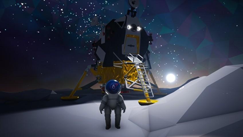 В Astroneer празднуют пятидесятилетие миссии «Аполлона-11»
