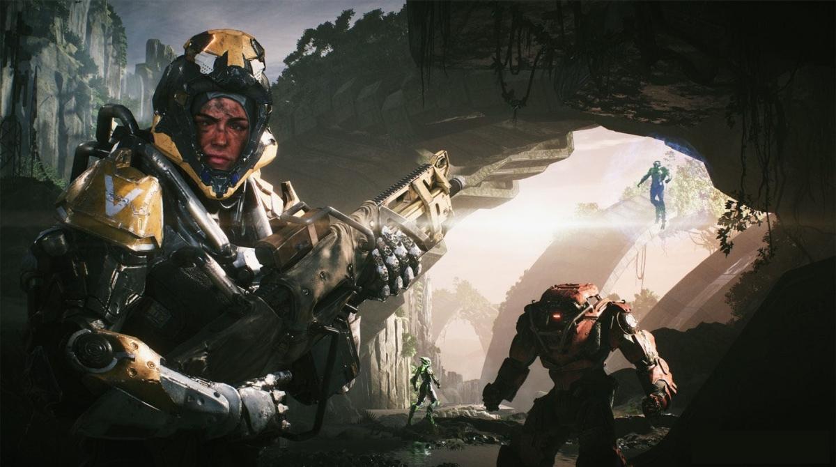 BioWare представила первый сезон Anthem — он начнётся в марте