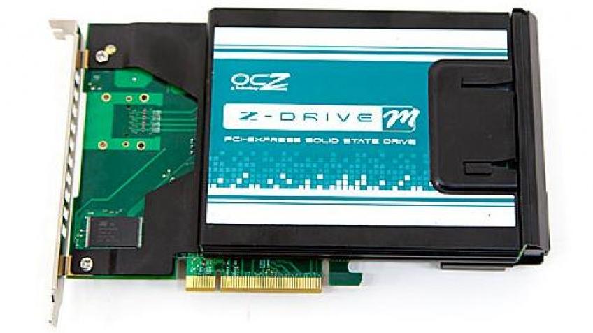 Первые обзоры OCZ RevoDrive SSD