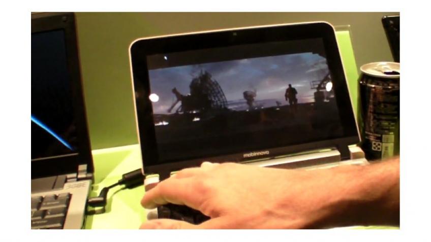 NVIDIA показывает Tegra в работе