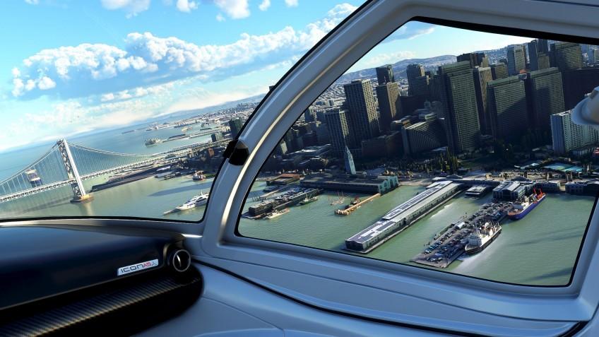 В сентябре начнётся техническое тестирование Microsoft Flight Simulator
