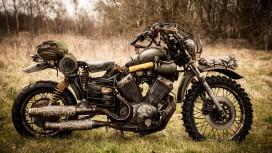 Мотоцикл главного героя Days Gone воссоздали в реальной жизни