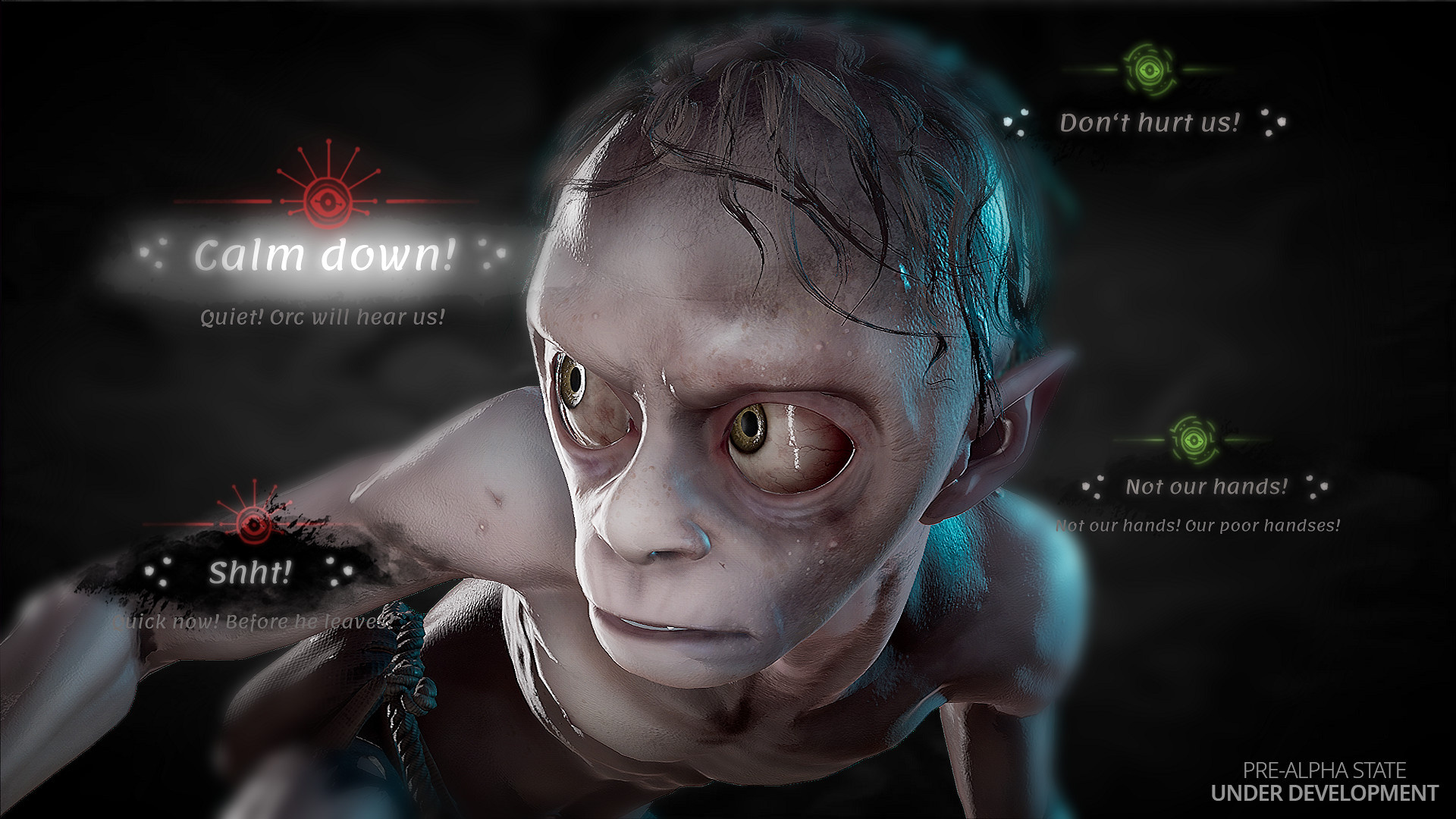 Nacon выступит издателем The Lord of the Rings: Gollum