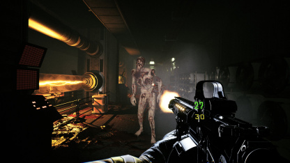 Quantum Error «переехала» на движок Unreal Engine5 — новый трейлер