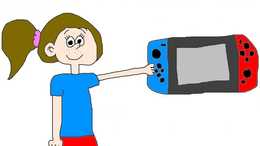 Ювелирный магазин дарит покупателям Nintendo Switch