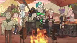 Рик и Морти отправятся в постапокалиптический мир Mad Max
