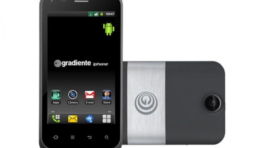 В Бразилии появятся айфоны на Android