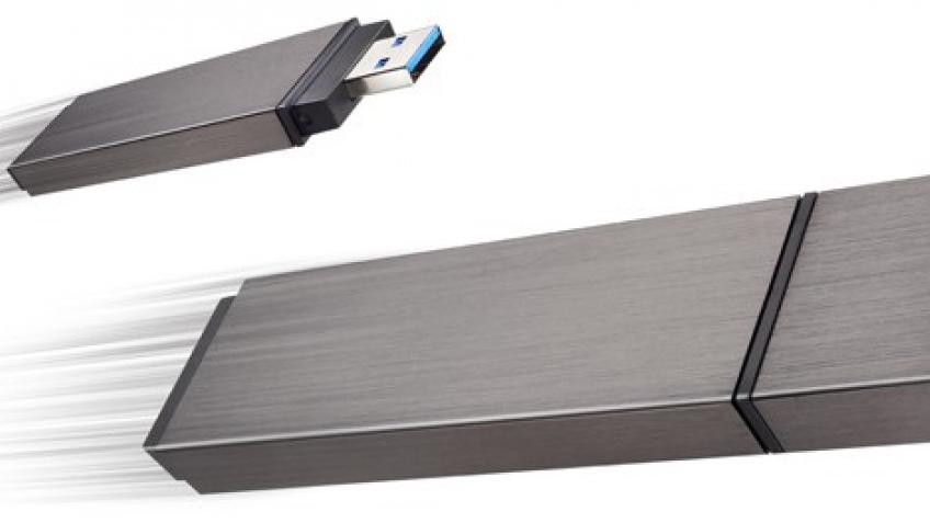 LaCie представила SSD в виде USB-флэшки