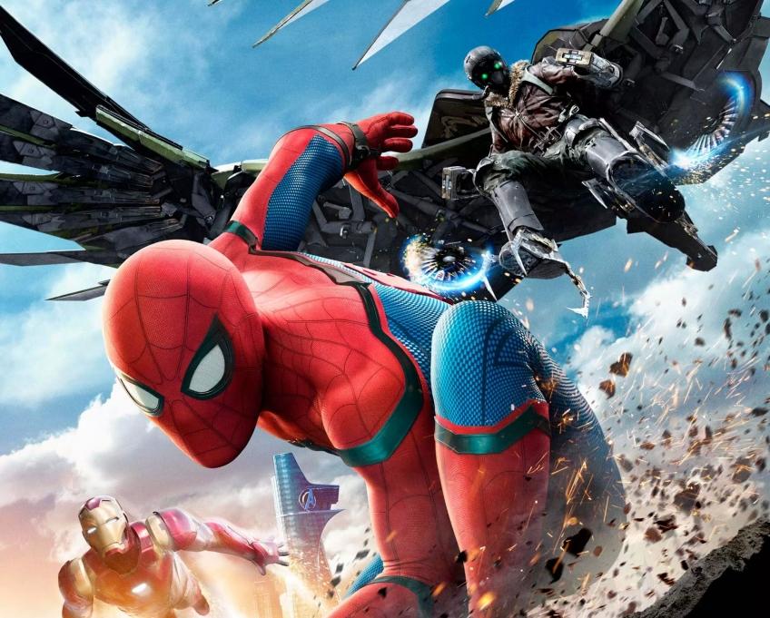 Человек паук возвращение домой фильм 2018 в кинотеатрах