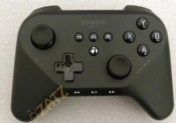 В Сеть просочились изображения беспроводного контроллера Amazon