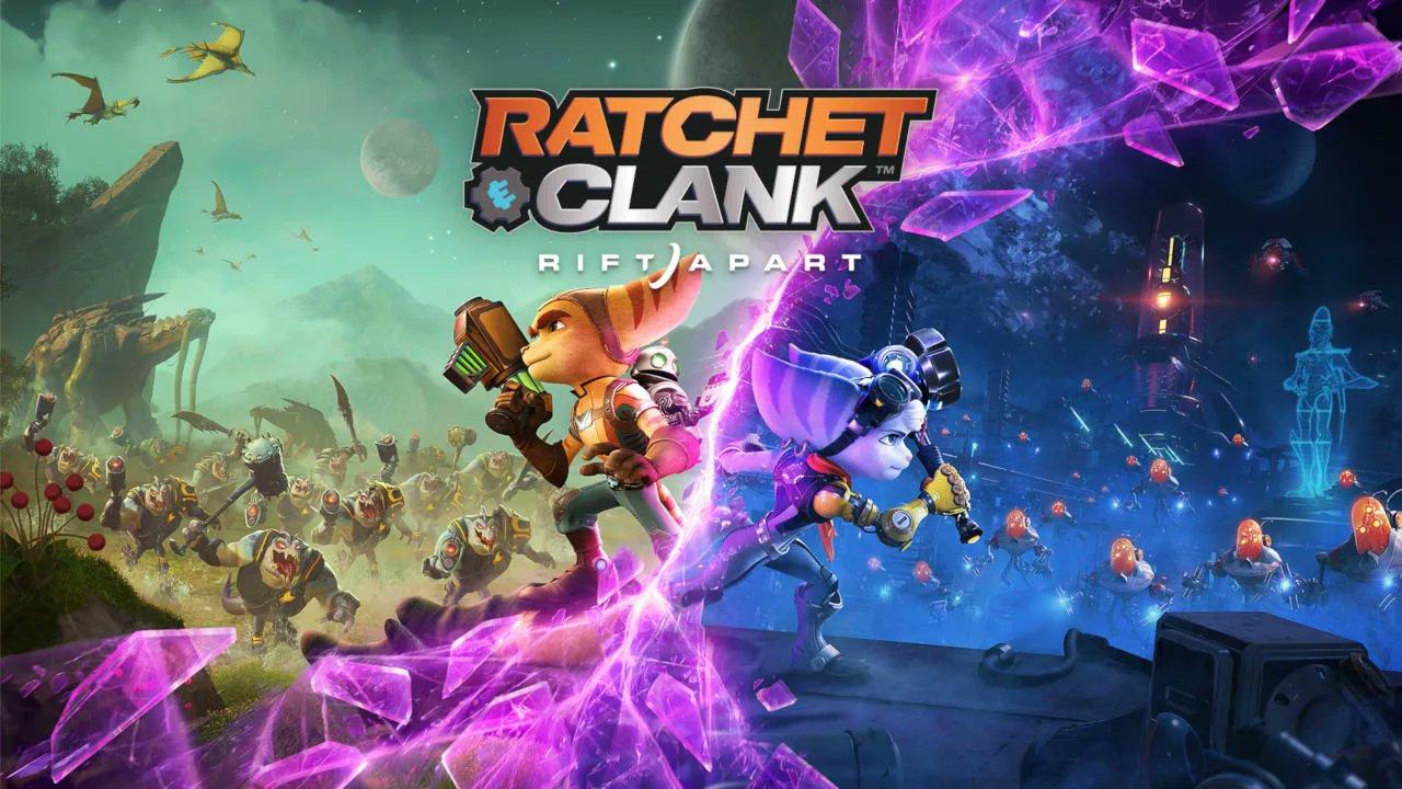 Ratchet & Clank: Rift Apart выйдет11 июня — трейлер, постер, предзаказы