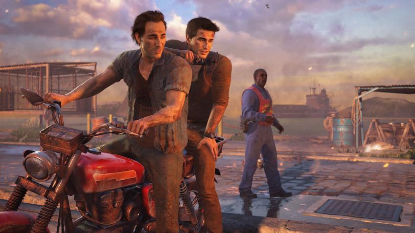 В Uncharted 4: A Thief's End сыграли более37 млн человек