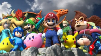 Как выглядел бы файтинг Super Smash Bros. в виртуальной реальности