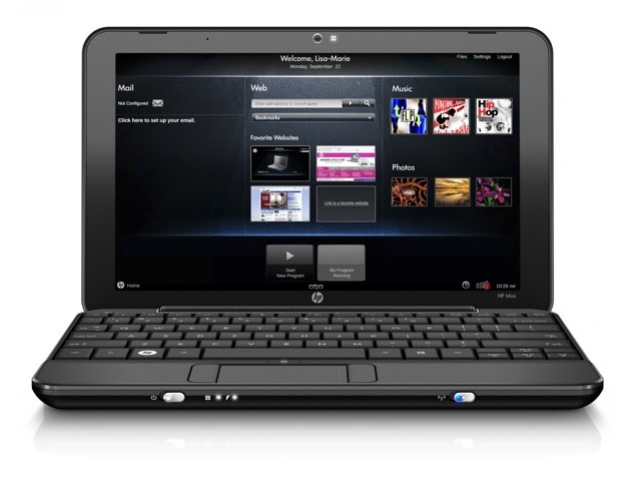 Фотографии HP Mini 1000