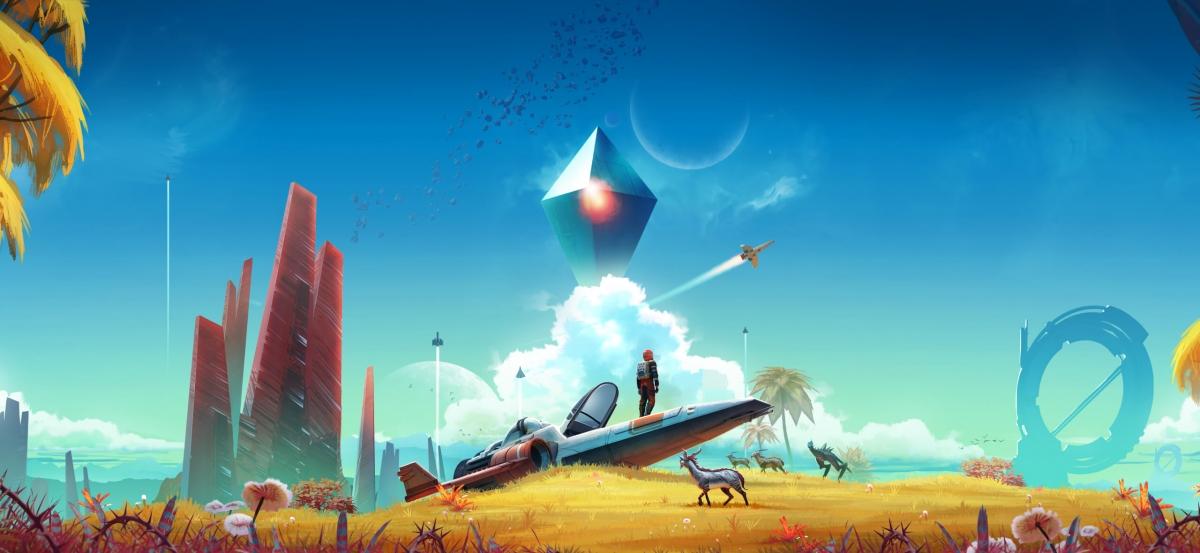 No Man's Sky доберётся до Xbox One вместе со следующим контентным обновлением