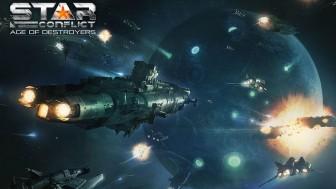 В Star Conflict появятся эсминцы